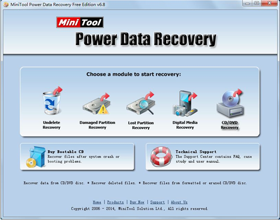 Recover-broken-CD-files-by-using-CD-DVD-Recovery-module